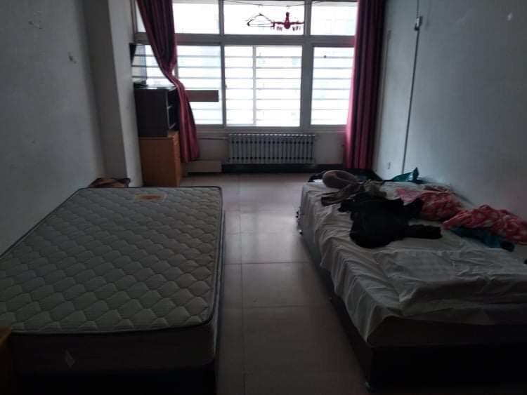 小勤稱,校方明文規定,留學生和中國學生的宿舍必須分開。(受訪者提供)