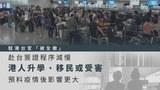 以往港人赴台方便快捷,但受台港關係陷冰點影響。疫情後,去台灣或受到影響。