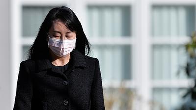 孟晚舟的代表律師上周五向法庭申請禁制令,希望避免公開相關的滙豐銀行文件內容。
