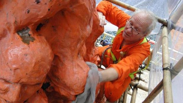 【專訪】國殤之柱雕塑家高志活:中國要拿走香港的靈魂