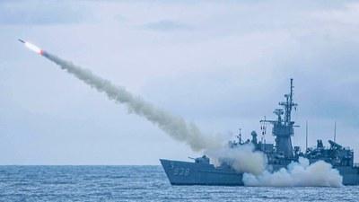 軍事專家認為,台灣如能參與環太平洋軍演將有助提升台灣軍方作戰能力。