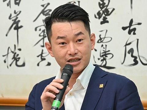 台灣基進黨立委陳柏惟23日被選民投票罷免。