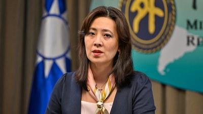 2021年10月25日,外交部发言人欧江安:台湾与梵蒂冈关系稳固,各项沟通管道畅通。