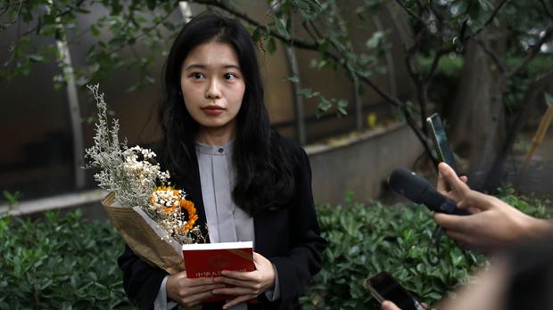 【中國metoo案】法院裁定「證據不足」 央視主持朱軍脫罪