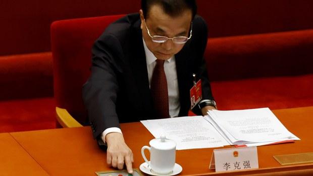 【習氏嚴打】李克強預告中國第三季經濟增長放緩